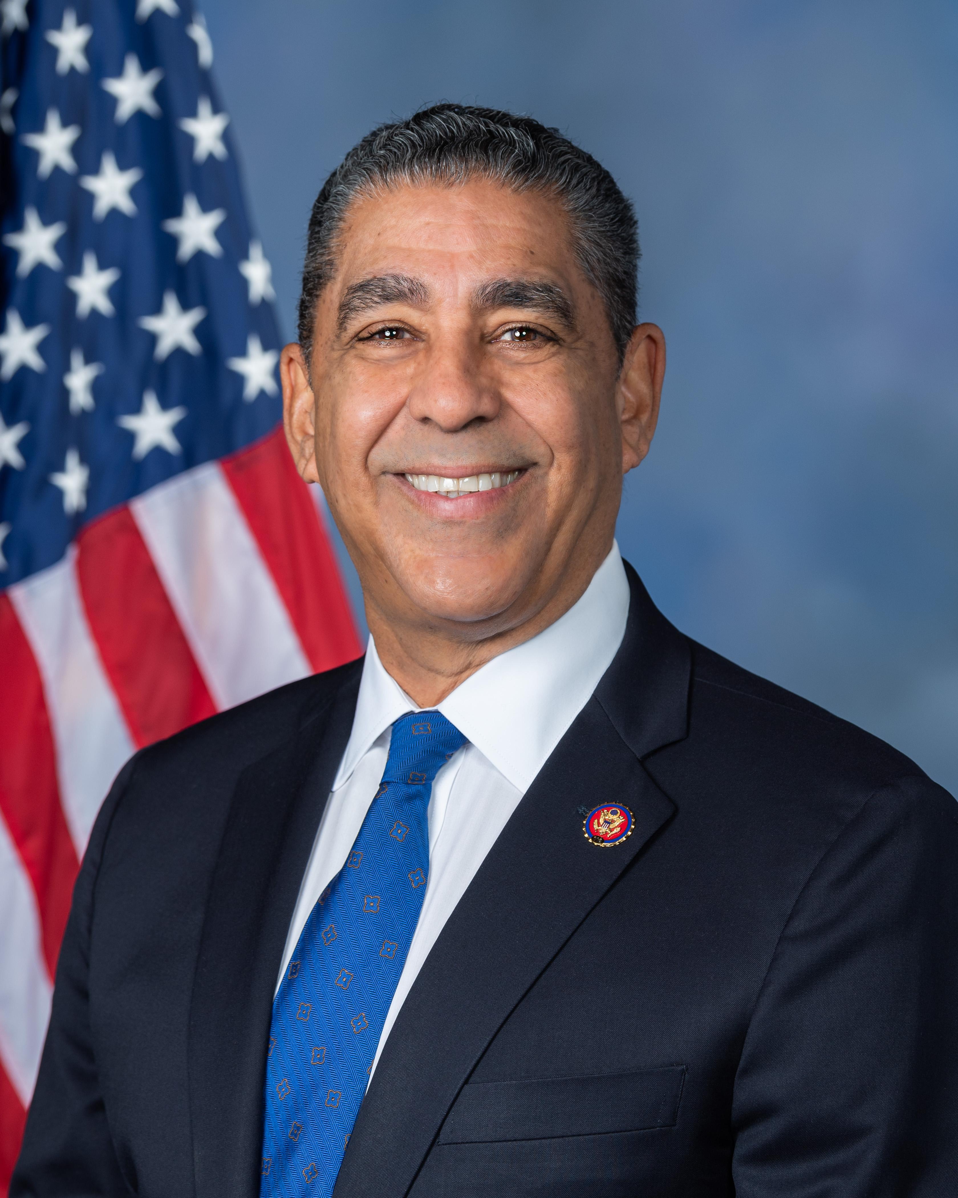 Representative Adriano Espaillat New York's 13th Congressional District